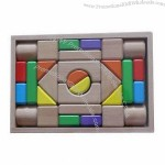 Children's Wooden Building Blocks