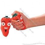 Chili Pepper Stress Ball Toy