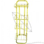 China CD, DVD Display Rack
