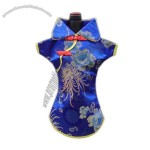 Chinese Cheongsam Wine Bottle Cover