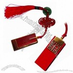 Chinese Knot USB Flash Drive / Memory Stick