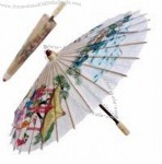 Chinese Paper Parasol - Ancient