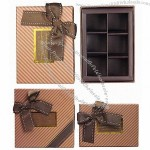 Chocolate Box With Divider