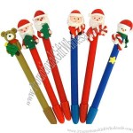 Christmas ballpoint pen with cute and fashionable shape.