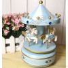 Christmas Birthday Present For Girlfriend Creative Gift Carousel Music Box