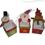 Christmas Candy Boxes