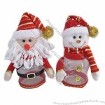 Christmas Candy Cans