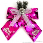 Christmas Decorations Bowknot