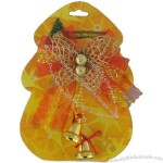Christmas Hanging Decorations Gold Bell