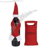 Christmas Wine Decoration Set