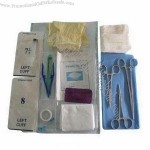 Circumcision Kit, Includes Surgical Gloves, Disposable Apron and Surgical Tape