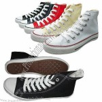 Classic High-cut Canvas Shoes for Men and Women, Cheap and Fashionable