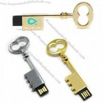 Classic Key Shaped Custom USB Flash Drives