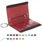 Clava ID/Keychain Wallet - Colors