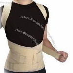 Clavicle and Lumbar Support with 2 Soft Stays