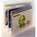 Clear Plastic Wallet Windows - Hipster