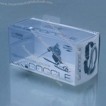 Clear PP Packaging Box