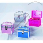 Clear PVC Cosmetic Boxes