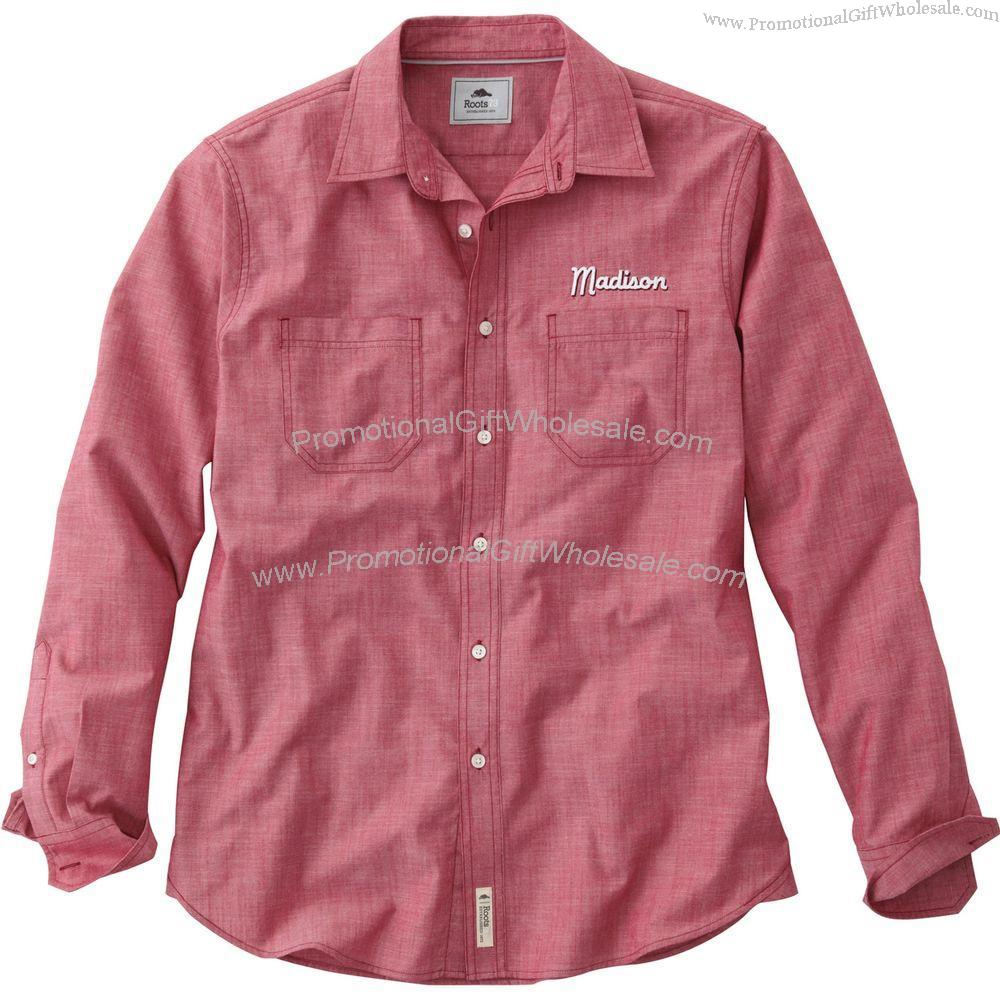 Clearwater roots73 long sleeve shirt for men 39 s and women for Custom long sleeve shirts cheap