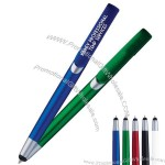 Clipper Click-Action Stylus Pen