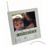 Clock Picture Frame With Calendar