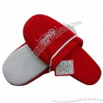 Close Toe Terry Disposable Airline Slippers
