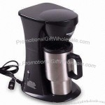 Coffee Maker with 600W Power