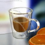 Coffee/Tea Cup with Double Wall,