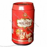Coffee Tin Can, Made of Food Grade Tinplate