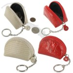 Coin Key Pouch - Italian Leather