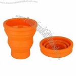 Collapsable Silicone Jigger/Measuring Cup/Tumbler