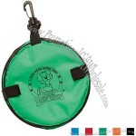 Collapsible water bowl for pets. 36 oz.