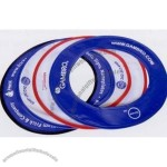 Collapsible Z-ring Flying Disc