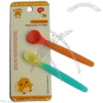 Color Changing Temperature Grinding Rice Cereal Spoon Set