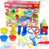 Color Clay Set With Mould Tools Set