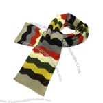 Color Striped Scarf