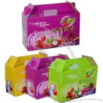 Colorful Fruit Packaging Boxes