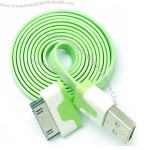 Colorful Noodle USB Cable for iPhone for iPad
