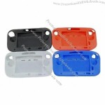 Colorful Silicone Case for WII U Gamepad Nintendo's WII U Game Player