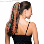 Colorful Wave Synthetic Fiber Clip-in Hair Extension