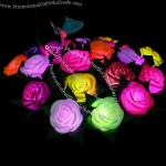 Colors Light-emitting Rose