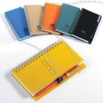 Colors Notebook with Pen