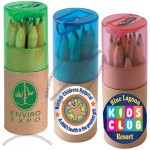 Coloured Pencils In Tube