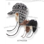 Comfortable trapper hat