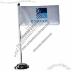 Commercial Table Flag