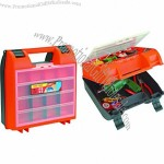 Compartment Tool Crate 360x323x145mm