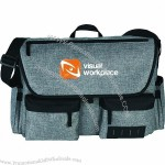 "Compu-Messenger Bag for 17"" Laptops or iPad Tablet"