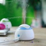 Cool mist USB air humidifier, aroma, mini on/off button