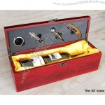 Corkscrew Wine Bottle Opener Set