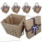 Corrugated Paper Packing Box for Fruit